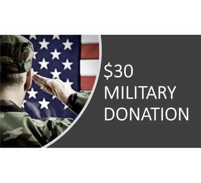 Picture of $30 Military Donation - Peanuts